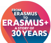 30th anniversary of the Erasmus+ Programme